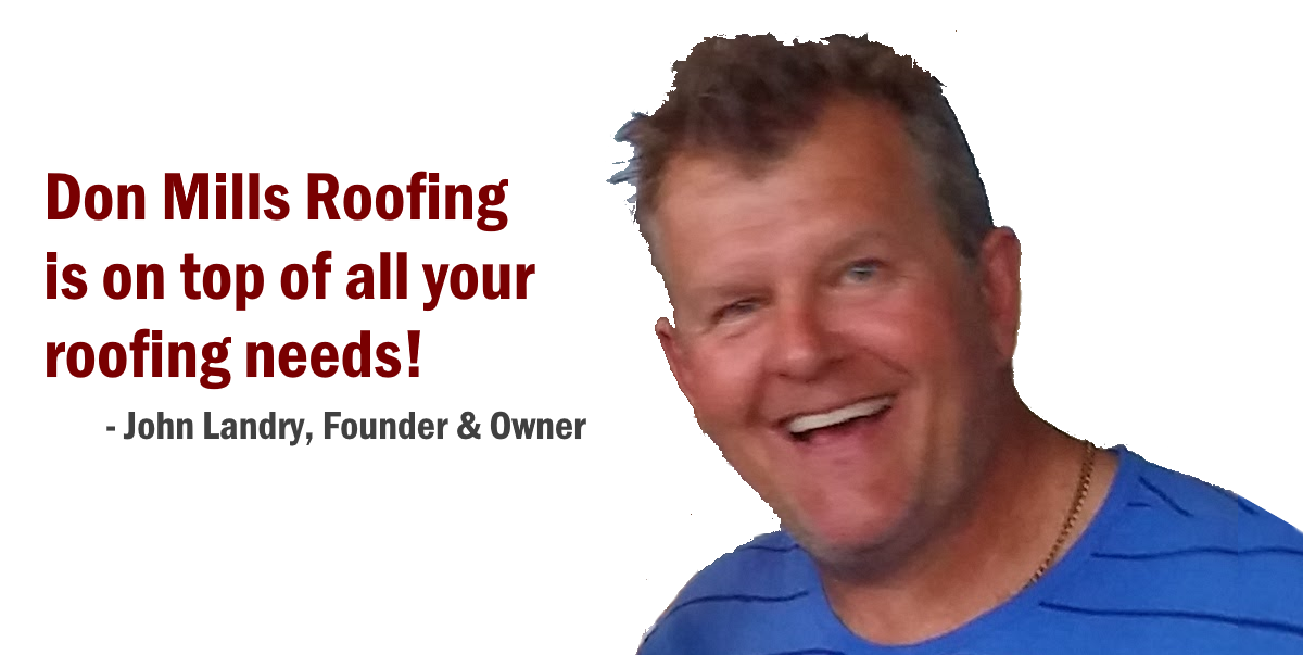 About Don Mills Roofing Don Mills Roofing